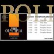 Olympia AGS-800 Extra Light 010-047 akusztikus húr