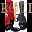 SX Vintage ST 57 BK Tokkal elektromos gitár
