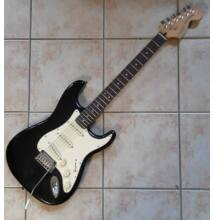 Fender Squier Stratocaster elektromos gitár