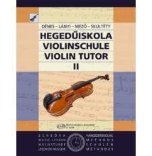 Dénes-Kállay-Lányi-Mező: Hegedűiskola II.