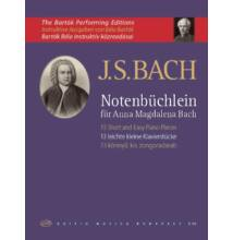J.S.Bach : 13 könnyű kis zongoradarab