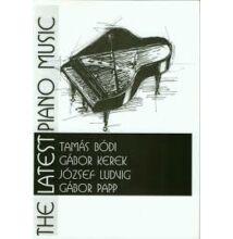 Bódi-Kerek-Ludvig-Papp : The latest piano music