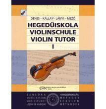 Dénes-Kállay-Lányi-Mező : Hegedűiskola I.