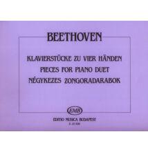 Beethoven : Négykezes zongoradarabok