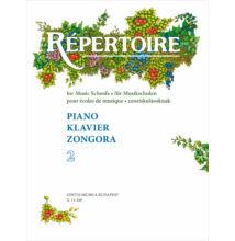 Repertoire Piano 2