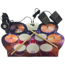 Mukikim MUK-W1008M Rock and Roll It Drum LIVE