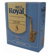 RICO ROYAL alt szaxofon nád