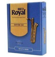 Rico Royal bariton szaxofon nád