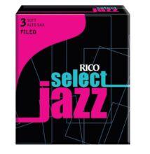 RICO Jazz Select alt szaxofon nád
