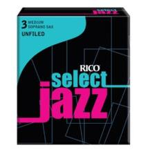 RICO Jazz Select szoprán szaxofon nád