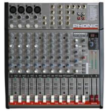 Phonic AM-442D USB keverő