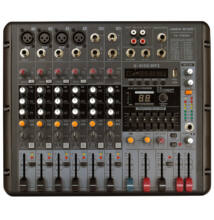 Voice-Kraft VK PM808 2x200W/4Ohm Powermixer