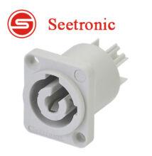 Seetronic SAC3MPB Powerkon aljzat, 3 pólusú, kimeneti