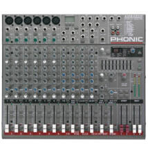 Phonic AM-642DP USB keverő