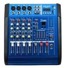 Voice-kraft VMX402D 2x200W / 4 Ohm Powermixer
