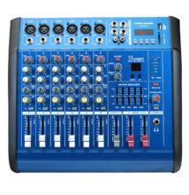 Voice-kraft VMX602D 2x200W/4Ohm Powermixer