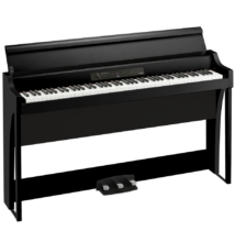 Korg G1 BK digitális zongora