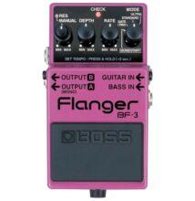 Boss BF-3 Flanger gitár effekt