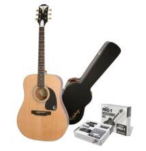 Epiphone PRO-1 Plus akusztikus gitár szett