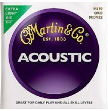 Martin M170 akusztikus húr
