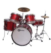 Soundsation JDK516 gyerek dobszerelés red