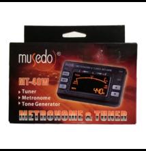 Musedo MT-40W hangoló és metronóm