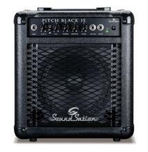 Soundsation Pitch Black 15W gitárkombó