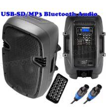 Sal PAX25PRO/A USB/SD/MP3 Aktív hangszóró