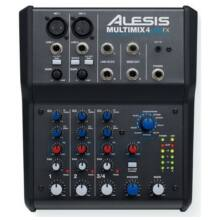 Alesis MultiMix 4 USB FX keverő