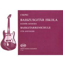 Csepei : Basszusgitár iskola 1