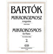Bartók : Mikrokozmosz zongorára 2
