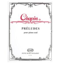 Chopin : Préludes pour piano seul