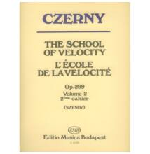 Czerny : The school of velocity
