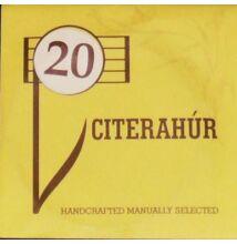 Citerahúr 20-as