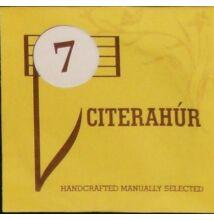 Citerahúr 7-es
