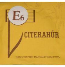 Citera basszushúr – E6