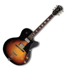 Cort Yorktown TAB with bag félakusztikus gitár