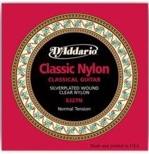 D'Addario EJ27-N Normal Tension 028-043 klasszikus húr