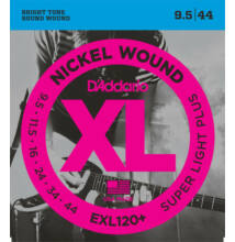 D'Addario EXL-120 Plus elektromos gitárhúr
