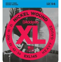 D'Addario EXL-145 elektromos gitárhúr