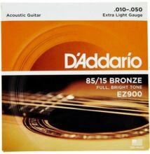 D'Addario EZ900 akusztikus húr
