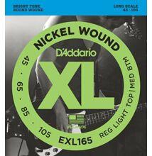 D'Addario EXL165 basszus húr 045-105
