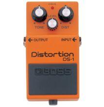 Boss DS-1 Distortion gitár effekt
