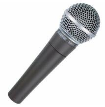 Shure SM58-LCE Dinamikus mikrofon