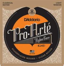 D'Addario EJ43 ProArte Light Tension 0275-042 klasszikus húr