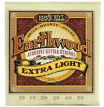 Ernie Ball 2006 Extra Light akusztikus húr