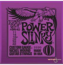 Ernie Ball 2220 Power Slinky 11-48 elektromos gitárhúr