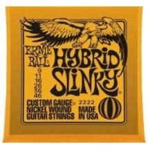 Ernie Ball 2222 Hybrid Slinky 9-46 elektromos gitárhúr
