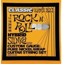 Ernie Ball 2252 Hybrid Slinky elektromos gitárhúr