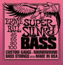 Ernie Ball 2834 Super Slinky basszus húr 045-100